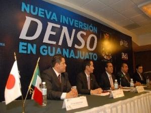 Japón invertirá 57 millones de dólares en Guanajuato | Empresas y dinero