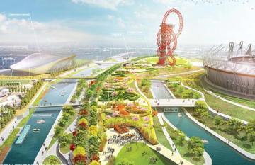 Nuevo Museo Olímpico en el sitio de Londres 2012