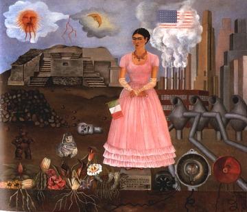 Frida Kahlo inicia recorrido por EU