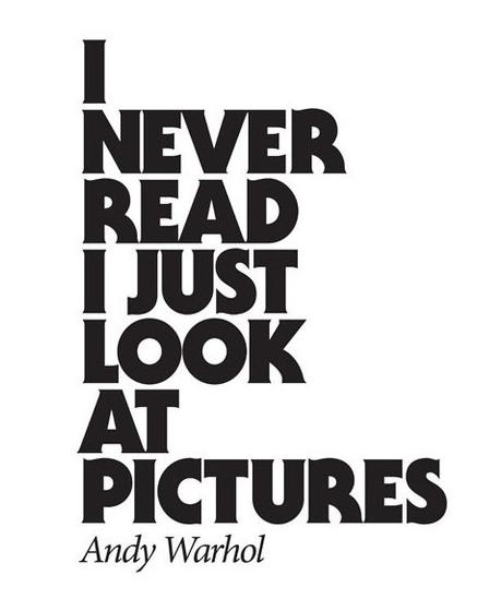 ANDY WARHOL cita fotografia moderna