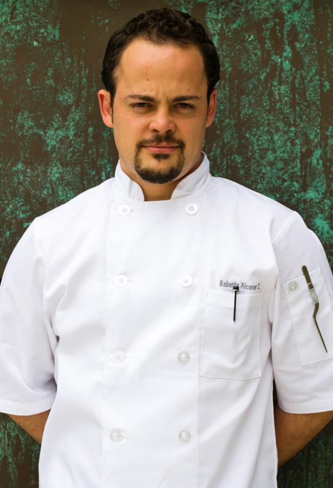 Roberto Alcocer, Cocina de Ensenada CLUB INDUSTRIAL POR BRENDA TREVINO